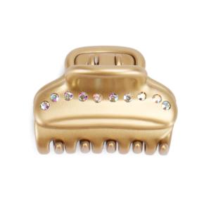 Kopča za kosu s kristalima u boji zlata Dodatak za kosu